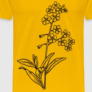 Forgetmenots - Men's Premium T-Shirt
