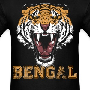 Bengal Tiger T-shirt - Men's T-Shirt