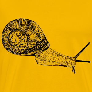 Snail 3 - Men's Premium T-Shirt