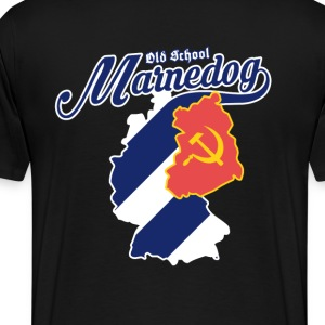 Old School Marnedog - Men's Premium T-Shirt