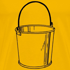 Bucket - Men's Premium T-Shirt