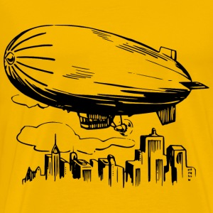 Blimp - Men's Premium T-Shirt