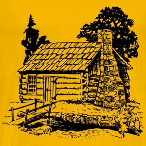 Cabin - Men's Premium T-Shirt