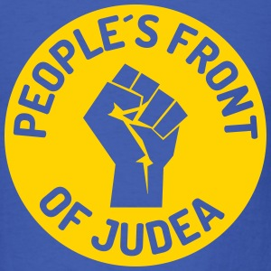 peoples front judea T-Shirts - Men's T-Shirt