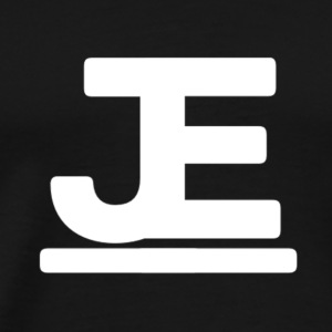 JustEli | Logo Design - Men's Premium T-Shirt