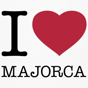 I LOVE MAJORCA - Women's Flowy T-Shirt