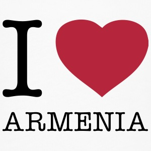 I LOVE ARMENIA - Women's Flowy T-Shirt