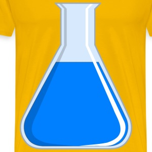 test tube 1 - Men's Premium T-Shirt