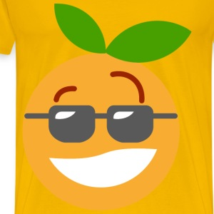 Smiley Clem La classe - Men's Premium T-Shirt