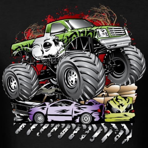 Mega Death Monster Truck