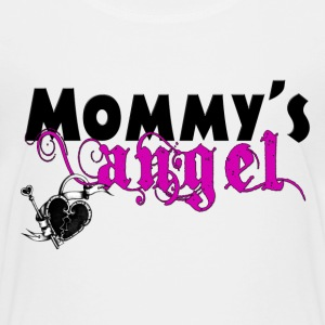 Mommy's Angel Baby & Toddler Shirts - Toddler Premium T-Shirt
