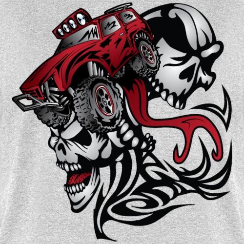 Skull Roller Truck