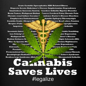 Cannabis Saves Lives - Full Color Mug