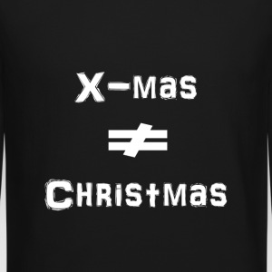 X-mas is not Christmas - Crewneck Sweatshirt