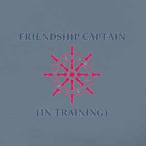 Friendship Captain - Mens - Men's Premium T-Shirt