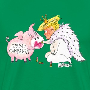Trump Campaign - Pig - Men's Premium T-Shirt
