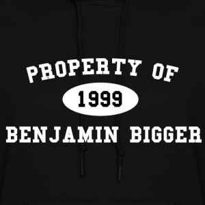 Property Of Benjamin Bigger - Women's Hoodie