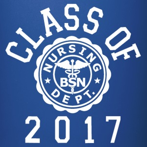 Class of 2017 BSN (Nursing) - Full Color Mug