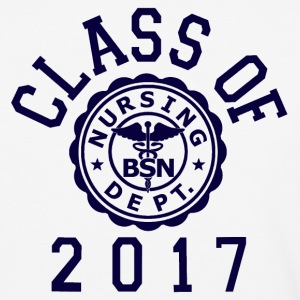 Class Of 2017 BSN T-Shirts - Baseball T-Shirt