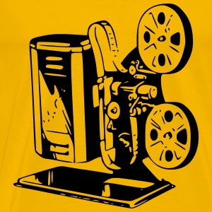 Movie projector - Men's Premium T-Shirt