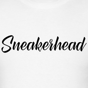 sneakerhead script1 T-Shirts - Men's T-Shirt
