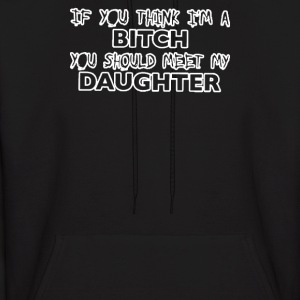 IF YOU THINK - Men's Hoodie