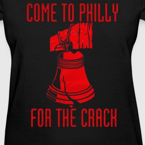 Come To Philly - Women's T-Shirt