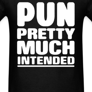 Pun - Men's T-Shirt