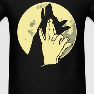 Shadow Wolf - Men's T-Shirt
