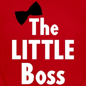 The little boss Baby Bodysuits - Short Sleeve Baby Bodysuit