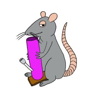 weed rat