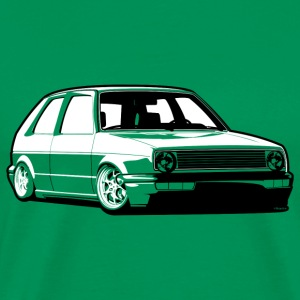 Mk2 Car Tuning T-Shirts - Men's Premium T-Shirt