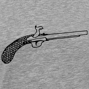 Pistol - Men's Premium T-Shirt