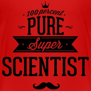 100 percent pure super scientist Baby & Toddler Shirts - Toddler Premium T-Shirt