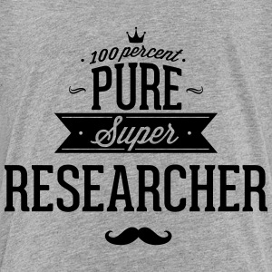 100 percent pure super researcher Baby & Toddler Shirts - Toddler Premium T-Shirt