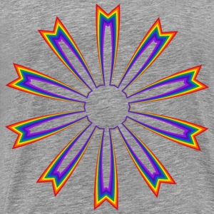 Rainbow Medal - Men's Premium T-Shirt