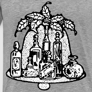 Christmas Perfume Bottles - Men's Premium T-Shirt