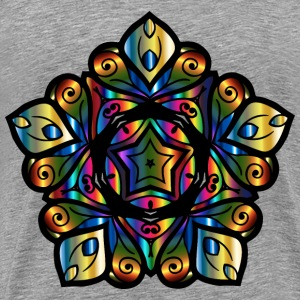 Prismatic Iridescence 5 - Men's Premium T-Shirt
