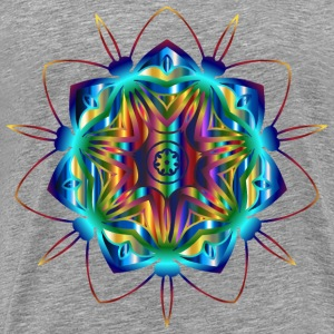 Prismatic Iridescence 2 - Men's Premium T-Shirt