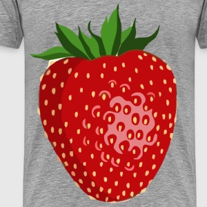 Shiny Strawberry - Men's Premium T-Shirt