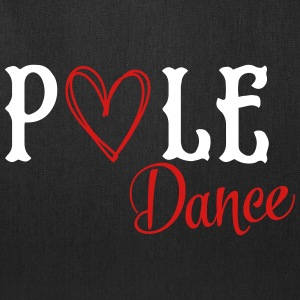 I love pole dance Bags & backpacks - Tote Bag