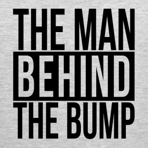 THE MAN BEHIND THE BUMP Sportswear - Men's Premium Tank
