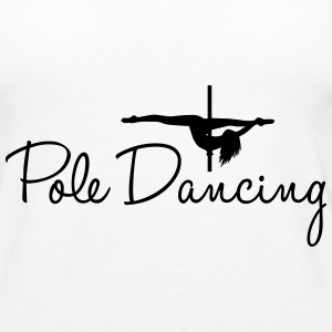pole dancing Tanks - Women's Premium Tank Top