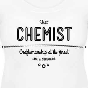 best chemist - craftsmanship at its finest T-Shirts - Women's Maternity T-Shirt