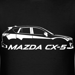 Mazda CX-5 SUV T-Shirts - Men's T-Shirt