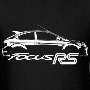 Ford Focus RS 2009 T-Shirts - Men's T-Shirt