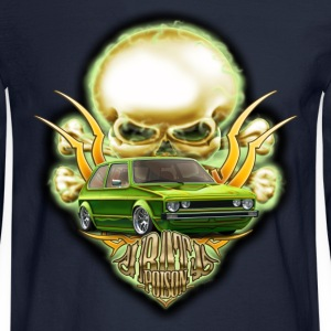Mk1 Car Tuning Rat Poison Long Sleeve Shirts - Men's Long Sleeve T-Shirt