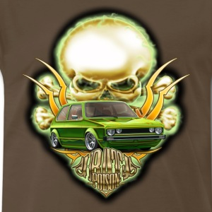 Mk1 Car Tuning Rat Poison T-Shirts - Men's Premium T-Shirt