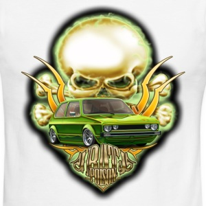 Mk1 Car Tuning Rat Poison T-Shirts - Men's Ringer T-Shirt