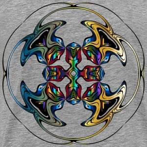 Prismatic Iridescence 13 - Men's Premium T-Shirt